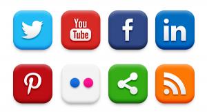 social media content posting