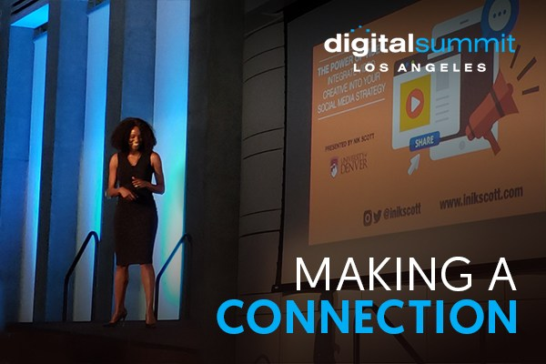 Nik Scott, Social Media Strategist, University of Denver - Digital Summit: Los Angeles 2018